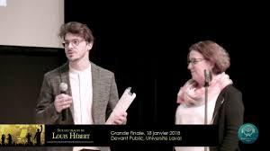 100 Louis Hebert Grande Finale Sur Les Traces De Hbert 2018