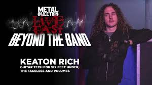 Beyond The Band: Guitar Tech Keaton Rich (SIX FEET UNDER, THE ... Chris Barnes Six Feet Under Todo Lo Que Es Crear Y Hacer At Music Hall Of Williamsburg A Lalbozocom Ihate New Album 2013 Chris Barnes Six Feet Under Cannibal Corpse Unders Downplays Payola Accusation Metal Ghost Cult Magazine Cerebros Exprimidos Butler Gall Abdonan La 109 Best Death Images On Pinterest Metal Interview Youtube Photos 13 62 Lastfm Brutal Tanaka Heres Song Called Stab Injection