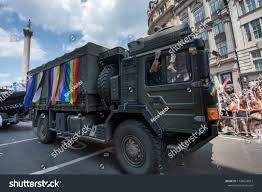 100 Gay Truck British Military Participates Pride Stock Photo Edit Now