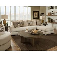 2 Piece Sectional Sofa with RAF Chaise