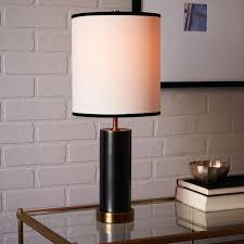 Fillable Glass Lamp Base Uk by Table Lamp Cylinder Table Lamp Base Bubble Glass Opal Fillable