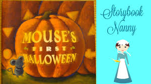 Halloween Picture Books by Mouse U0027s First Halloween Kids Books Read Aloud Youtube