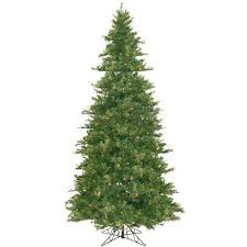 12 Ft X 75 In Artificial Christmas Tree Image