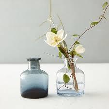 Inkwell Bud Vase Oval Bathroom Counter DecorKitchen