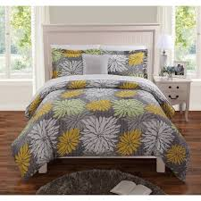 Brown And Blue Bedding by Bedroom Awesome White And Yellow Bedding Comforter Set With White