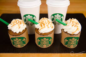 When Are Pumpkin Spice Lattes At Starbucks by Spice Latte Cupcakes