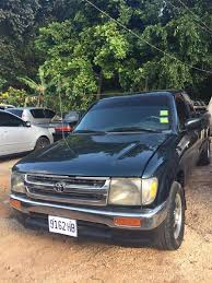 1997 Toyota Tacoma For Sale In Mandeville, Jamaica Manchester For ... 1997 Toyota Tacoma Evergreen Pearl Stock 141742b Walk T100 Information And Photos Zombiedrive Nissan Pickup Lifted Image 50 Hilux Single Cab P Reg 24d 2wd Truck Motd New 2017 Trd Sport Double 5 Bed V6 4x4 T8190 96769 Xtra Specs Photos Modification Info For Sale Classiccarscom Cc1060966 Toyota Tacoma Related Imagesstart 100 Weili Automotive Network Used 2014 Sale Pricing Features Edmunds 20 Years Of The Beyond A Look Through Onki Stainless Brush Guard Hella 500 Flickr Review