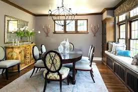 Oak Trim In House Dining Room Color Ideas With Nice Home Design Style
