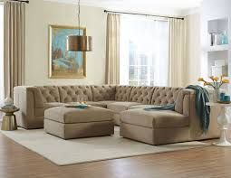 Havertys Parker Sectional Sofa by 6 Piece Sectional Sofa Leather Azul Leftfacing Reclining 6piece