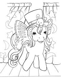 Disegno My Little Pony Applejack Colorare Pictures