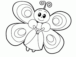 Animal Coloring Baby Pages Free Pictures Images
