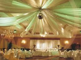 salle de fete tenture de salle organza 50m discount mariage achat divers
