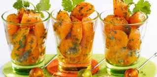 cuisine orientale carottes à l orientale facile et pas cher recette sur cuisine