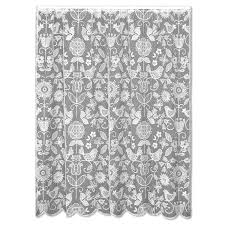 Lace Curtains Panels With Attached Valance by Curtain Enchanting Lace Curtain Irish For Adorable Home