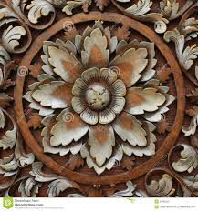 wood carving patterns stock image image 24993001