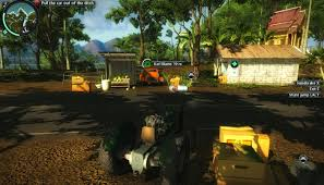 100 Truck And Tractor Pulling Games How To Pull Karl Blaines Car Out Of Ditch In Just Cause 2