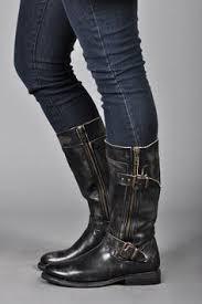 frye jenna combat women s boots black 230 liked on polyvore