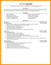 Restaurant Duties Resume Example Supervisor Photo Image