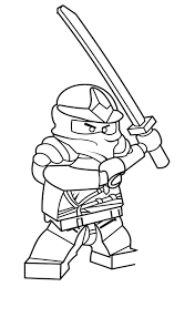 4 Pages à Colorier Tortues Ninja 86086 Rafa Examples
