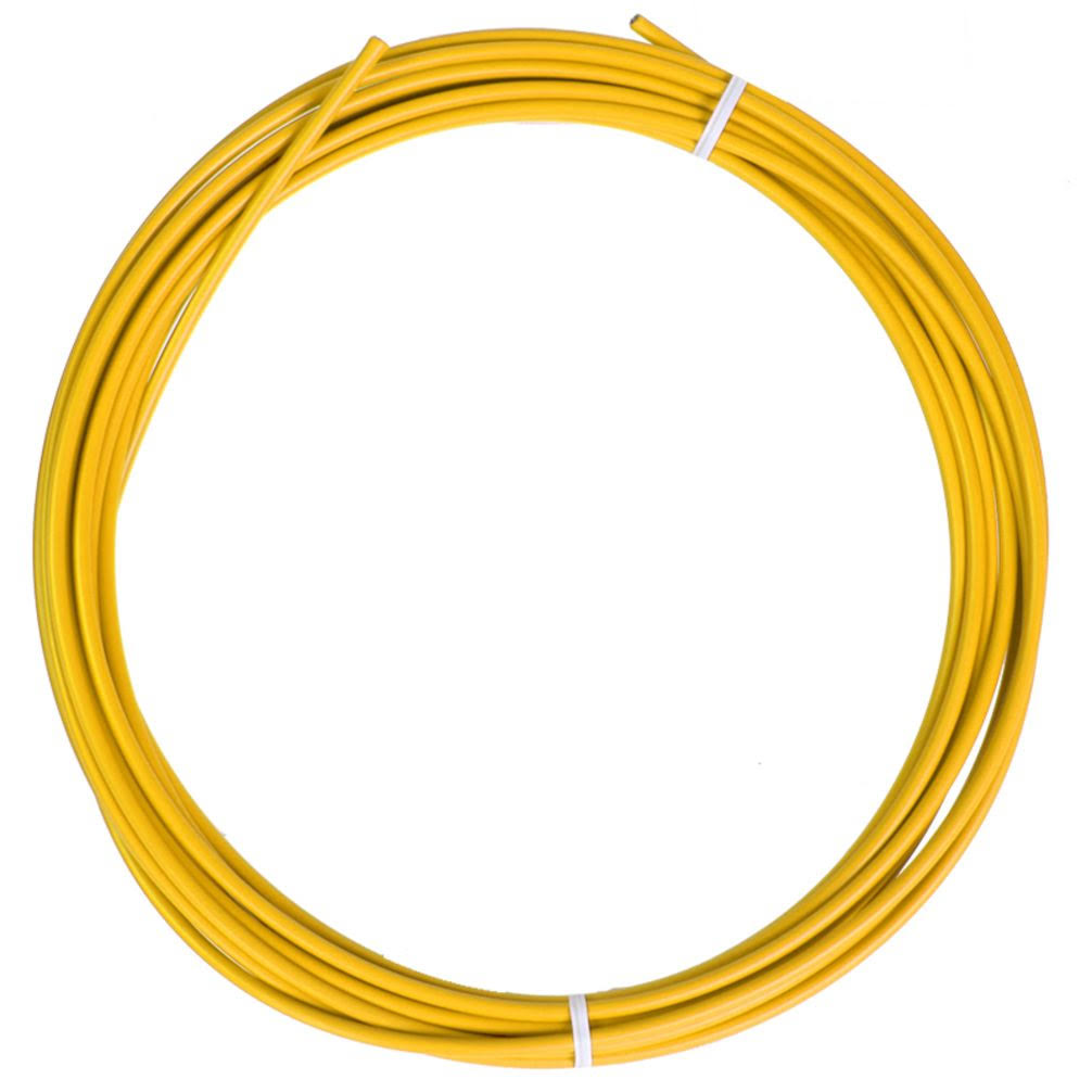 Sunlite Bicycle Cable Housing - Yellow, 4mm X 25'