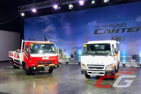 100 Mitsubishi Commercial Trucks Fuso Now Fully Euro 4 Compliant