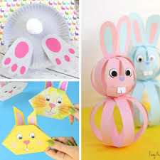 Bunny And Rabbit Craft Ideas