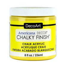 Americana Decor Chalky Finish Paint Lace by Decoart Americana Decor Chalky Finish Paint U0026 Waxes