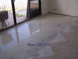 Preparing Concrete Subfloor For Tile by Rectified Tile Installation U0026 Grouting Boyer Tile