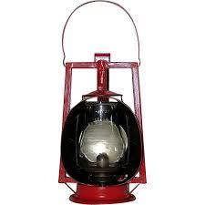 Antique Kerosene Lanterns Value by Dietz Acme Inspector