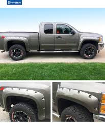 Pocket Bolt-Riveted Style Fender Flares For 2007-2013 Chevy ... 2013 Chevrolet Silverado 1500 Price Photos Reviews Features Avalanche Wikipedia Chevy Z71 Lt Bellers Auto Iboard Running Board Side Steps Boards 2014 First Drive Truck Trend 072013 Extended Cab Single 10 Sub Box Ext Kicker Loaded Gm Recalls 22013 Hd Gmc Sierra Diesel Power 2500 Ltz Black Burns Dna Motoring For 3d Led Bar Used Parts 53l 4x4 Subway To Xtreme One Piece Cversion