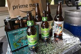 Elysian Pumpkin Beer Festival 2017 Promo Code by Will Amazon U0027s Beer And Wine Delivery Change The Industry