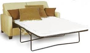 matelas pour canape lit matelas pour canapé convertible 3 plies accessoires coreme