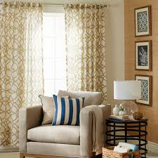 Allen And Roth Wood Curtain Rods by How To Choose And Hang Curtains
