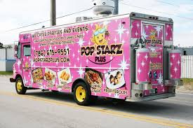 Food Truck Vehicle Wrap Miami Florida | Pop Starz | Food Truck ... Fort Lauderdale Florida Usa 4th March 2018 Jazz Fest On River The Brand New York Subs And Wings Cool Beans Espresso Fl Food Trucks Roaming Hunger Nice Cream Truck Offers Nabased Vegan Sundaes Miami Events Archives Page 85 Of 86 Chef What Model Was That Garrett On Road Strikers April 4 Event In Fomos Passear No Evento De Custom Vinyl Graphic Wrap Vehicle Burger Beer Palm Beach Catering