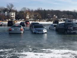 100 Wisconsin Sport Trucks Unbelievable 15 Vehicles Fall Through Ice At Lake Genevas