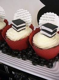 Book Cupcakes Cupcake Cookies Party Fun Club