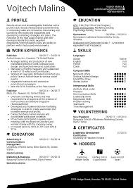 Resume Examples By Real People: Publisher Resume Template ... 150 Resume Templates For Every Professional Hiration Business Development Manager Position Sample Event Letter Template Opportunity Program Examples By Real People Publisher 25 Free Open Office Libreoffice And Analyst Sample Guide 20 Cv Hvard Business School Cv Mplate Word Doc Mplates 2019 Download Procurement Management Writing Tips From Myperftresumecom