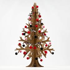 Brown Christmas Tree H 132 Cm By Handle With Care LOVEThESIGN
