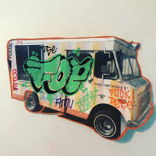 100 Big Worm Ice Cream Truck 3ZOE5 AMU X T5E X RPE Pilot_3zoe5 Instagram Profile