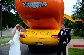 100 Oscar Meyer Weiner Truck Just Linked Our Wienermobile Wedding Story Handmade Is Better