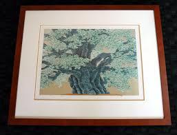 Framing Japanese Woodblock Prints