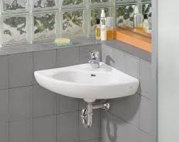 Pedestal Sinks For Small Bathrooms by Small Corner Pedestal Sink Images Small Bathroom Pedestal Sinks