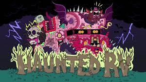 Halloween Wars Wiki by Haunted Rv Uncle Grandpa Wiki Fandom Powered By Wikia