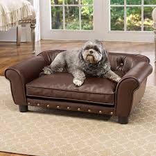 Enchanted Home Pet Library Sofa Pet Bed