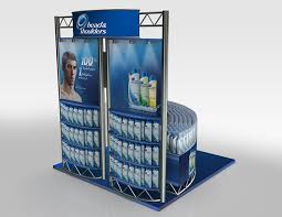 HS Display Stand Design