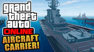 100 Aircraft Carrier Interior GTA 5 Online 96 INTERIOR LOCATION Everything YOU Need To Know