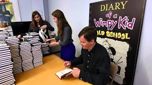 Jeff Kinney Signs Copies Of OLD SCHOOL: DIARY OF A WIMPY KID ... Book Tour Events And Promotions School Reimagined Tia And Tamera Mowry Sign Discuss Their New Barnes Noble Interview Bookseller Youtube Mark Miller Presents 500 Dates At In La Careers Movating Employees Customer Service Elearning Onsite Traing Bn Tribeca Bntribeca Twitter Amp Ceo Says He Wants To Shrink Stores Focus On Joel Osteen Signs Book Copies Carmel Roselee Blooston News
