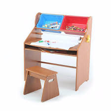 Toddler Art Desk With Storage by Fabulous Kids Desk Chair Art Study Table Step Drawing Table