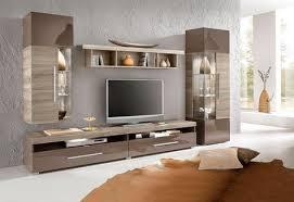 wohnwand 4 tlg wohnen wohnzimmer tv wand ideen hausmöbel