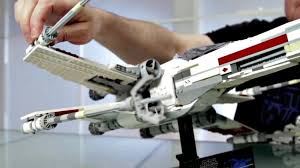 Lego X Wing Stand by Lego X Wing Starfighter Screen Invasionscreen Invasion
